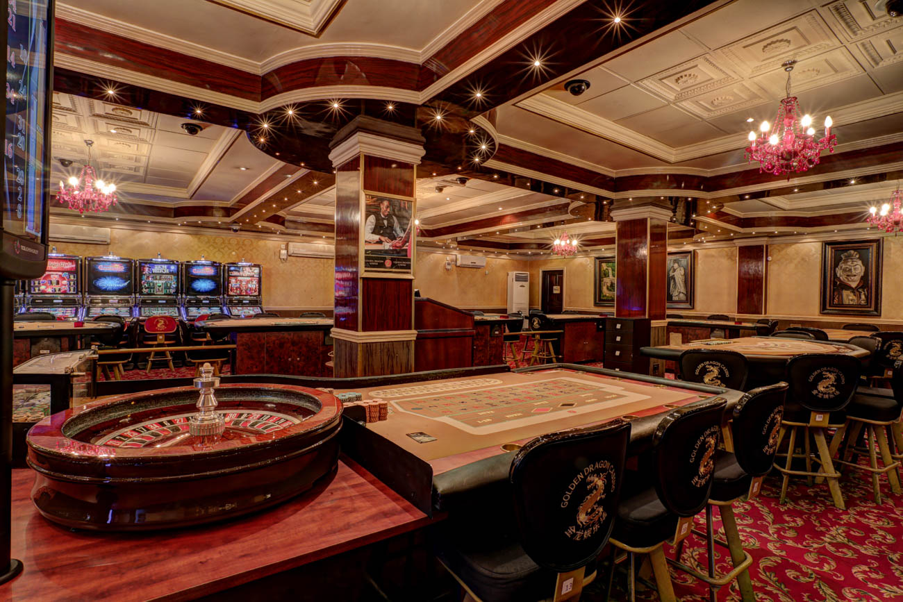 Golden Dragon Casino
